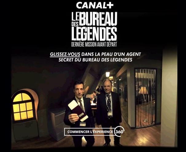 Le Bureau des Légendes 1ª Temporada – Dublado / Legendado  Em HD