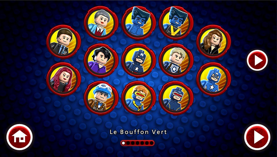 Jeux vid o test lego marvel super - Jeux de lego marvel gratuit ...