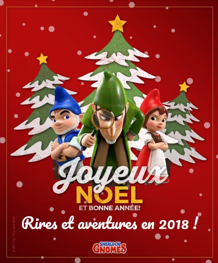 SallesObscures.com - Joyeux Noël avec SHERLOCK GNOMES (19/12 ...